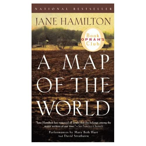 Image 0 of A Map Of The World By Hamilton Jane Hurt Mary Beth Reader Strathairn David Reade