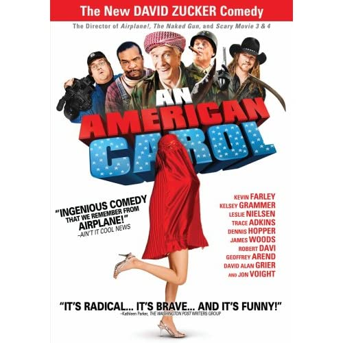 Image 0 of An American Carol On DVD With Kevin P Farley Comedy