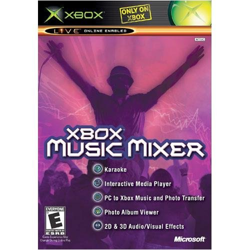 Image 0 of Xbox Music Mixer For Xbox Original