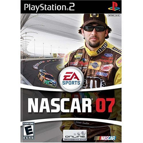 Image 0 of NASCAR 2007 For PlayStation 2 PS2 Racing