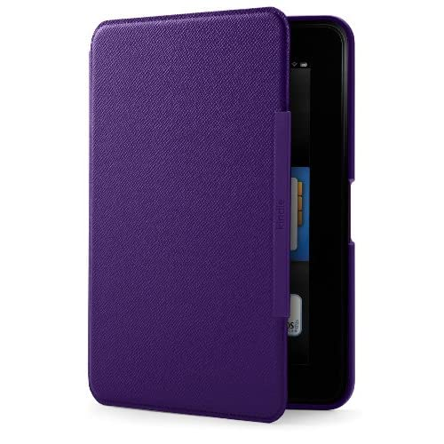 Amazon Kindle Fire HD 8.9u0026quot; Standing Leather Case Royal Purple Will Not