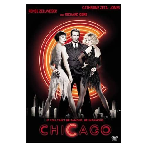Image 0 of Chicago Widescreen Edition On DVD With Renee Zellweger