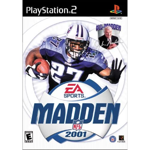 Image 0 of Madden NFL 2001 For PlayStation 2 PS2 Football
