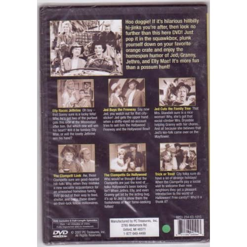 Image 2 of The Beverly Hillbillies On DVD Comedy