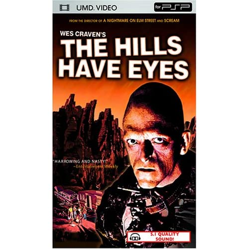 Image 0 of The Hills Have Eyes UMD For PSP