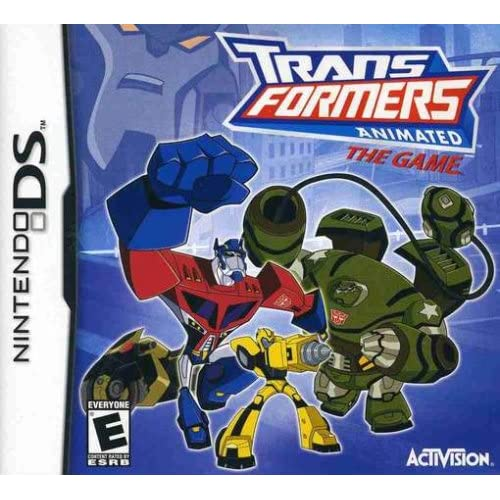 Image 0 of Transformers Animated For Nintendo DS DSi 3DS 2DS