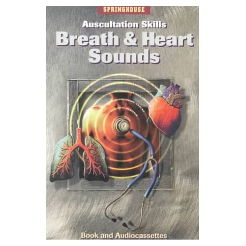 Image 0 of Auscultation Skills: Breath And Heart Sounds By Springhouse Publishing On Audio