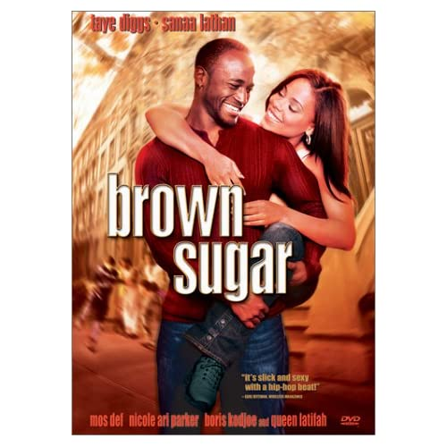 Image 0 of Brown Sugar On DVD With Taye Diggs