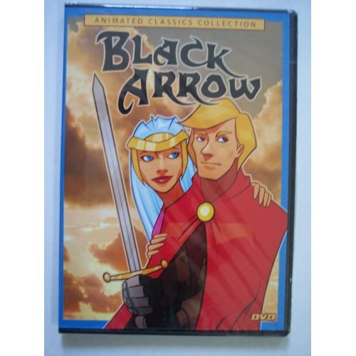 Image 0 of Black Arrow Movie On DVD Children
