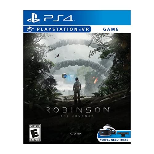Image 0 of Robinson: The Journey PlayStation VR For PlayStation 4 PS4