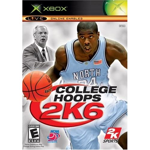 Image 0 of College Hoops 2K6 Xbox For Xbox Original