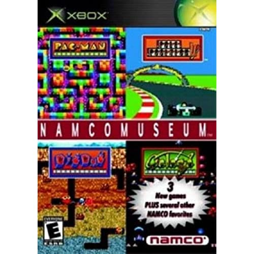 Image 0 of Namco Museum Xbox For Xbox Original