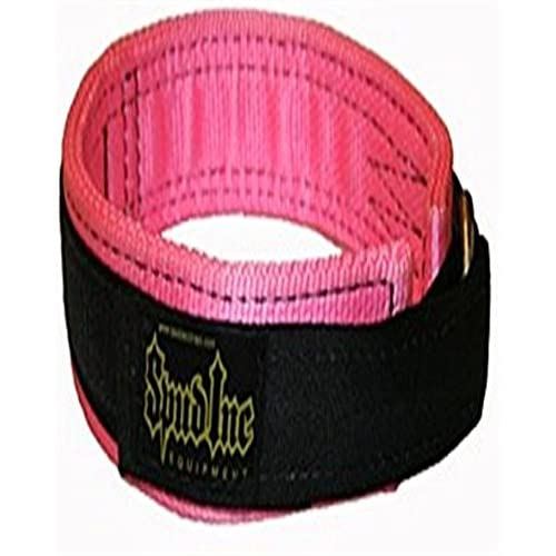 Image 0 of Women's Pink Deadlift Crossfit Weighlifting Belt 3 Ply Xs 23-26 Inches Around Th