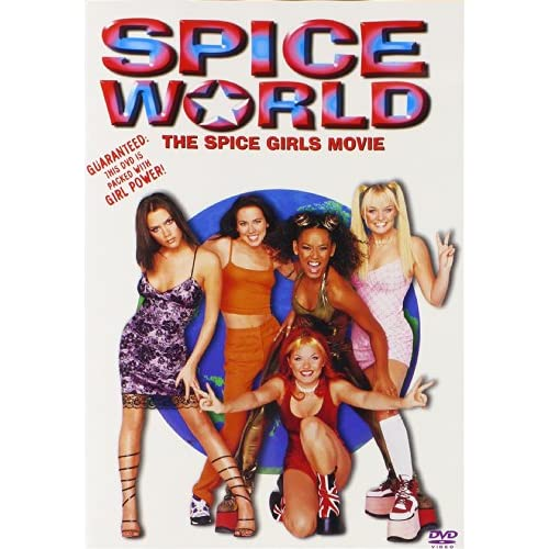 Spice World On DVD With Victoria Adams Comedy