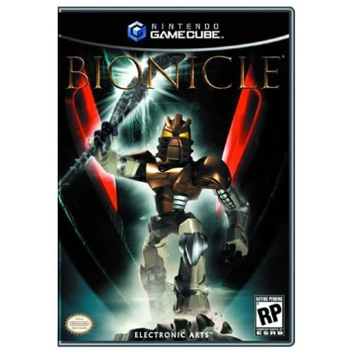 Bionicle For GameCube