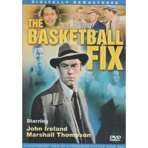 Image 0 of The Basketball Fix Slim Case On DVD With John Ireland