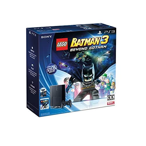 Image 2 of Lego Batman 3: Beyond Gotham The Sly Collection PlayStation 3 500GB