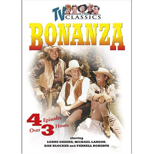 Image 0 of Bonanza Volume 4: Blood On The Land/ Dark Star On DVD with Dan Blocker