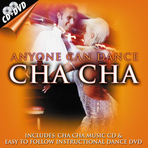 Image 0 of Anyone Can Dance: Cha Cha CD DVD On Audio CD Made In USA Album Dance & Electroni