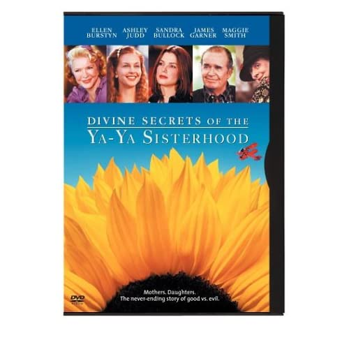 Divine Secrets Of Ya-Ya Sisterhood On VHS With Sandra Bullock