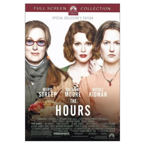 Image 0 of The Hours Full Screen Edition On DVD With Meryl Streep