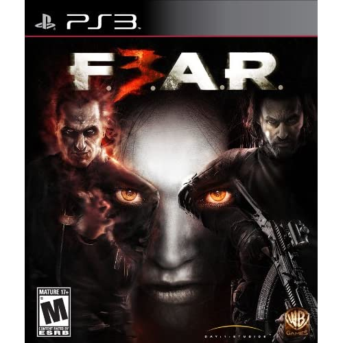 Image 0 of Fear 3 For PlayStation 3 PS3
