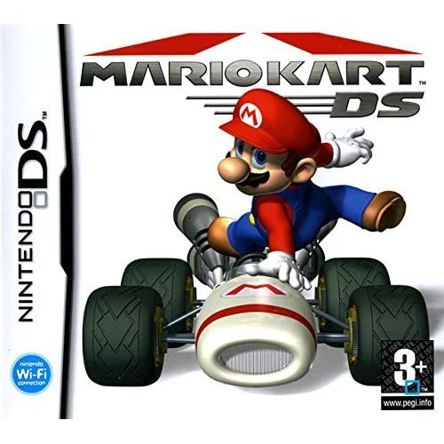 Image 0 of Mario Kart Nds Renewed For DS