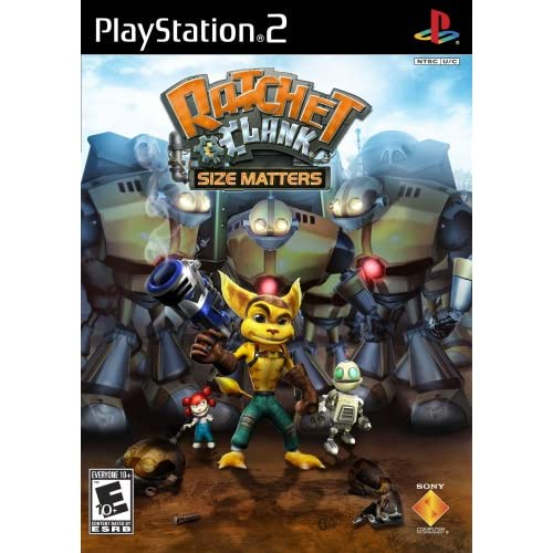 Image 0 of Ratchet & Clank: Size Matters For PlayStation 2 PS2 Action