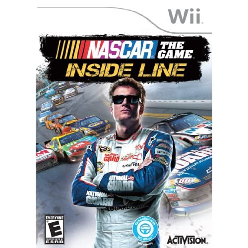Image 0 of NASCAR The Game: Inside Line For Wii Racing