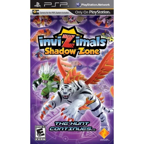 Image 0 of Invizimals 2: Shadow Zone Sony For PSP UMD