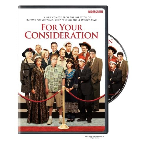 For Your Consideration Widescreen On DVD With Catherine O'hara