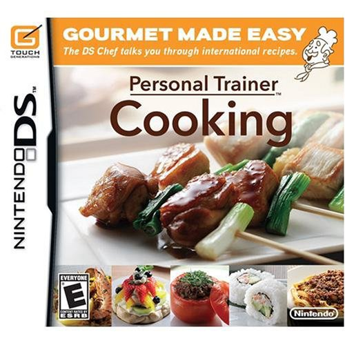 Image 0 of Personal Trainer: Cooking For Nintendo DS DSi 3DS 2DS