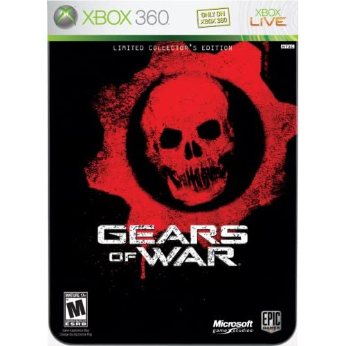 Image 0 of Gears Of War Limited Edition Xbox 360 For Xbox 360 Shooter