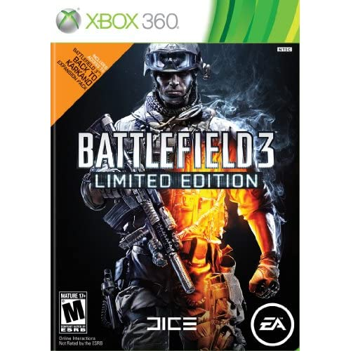 Battlefield 3 For Xbox 360 Shooter