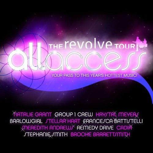 Image 0 of The Revolve Tour: All Access On Audio CD Album 2008