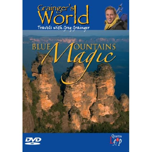 Image 0 of Blue Mountains Magic Import Anglais On DVD Documentary