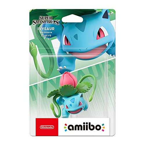 Nintendo Amiibo Ivysaur Super Smash Bros Series Switch Figure JWF877 For Nintend