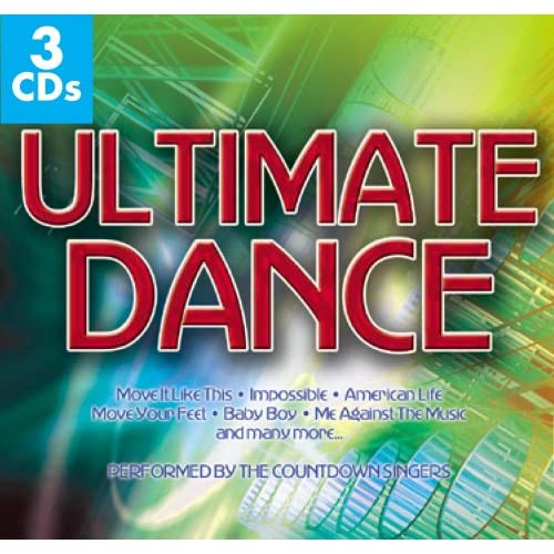 Image 1 of Ultimate Dance By Countdown Singers On Audio CD Album 2004