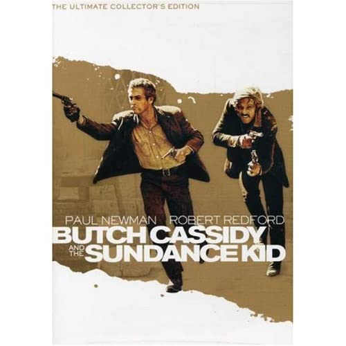 Image 0 of Butch Cassidy And The Sundance Kid Two-Disc Edition On DVD With Paul Newman 2 We