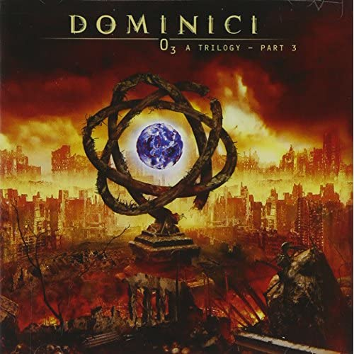 03 A Trilogy Part 3 By Dominici On Audio CD Album 2008