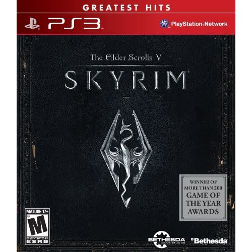 Image 0 of Elder Scrolls V: Skyrim Greatest Hits For PlayStation 3 PS3 RPG
