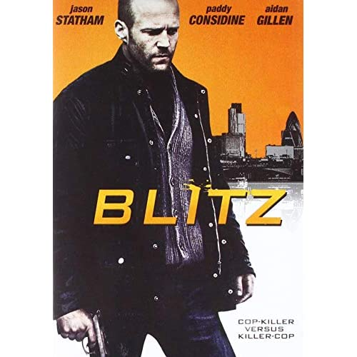 Image 0 of Blitz On DVD With Jason Statham