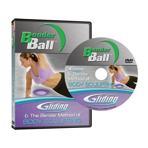 Image 0 of Bender Ball: The Gliding And Bender Method Of Body Sculpting On DVD Exercise