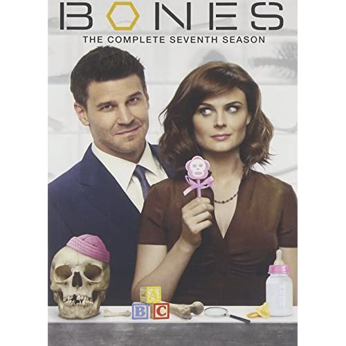 Image 0 of Bones: Season 7 On DVD With David Boreanaz