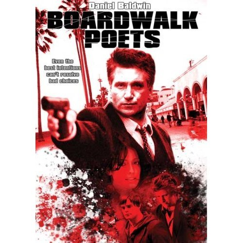 Image 0 of Boardwalk Poets On DVD with Daniel Baldwin