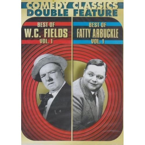 Image 0 of Best Of Wc Fields Vol 1 / Best Of Fatty Arbuckle Vol 1 Slim Case On DVD Comedy