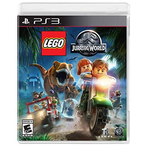 Lego Jurassic World For PlayStation 3 PS3