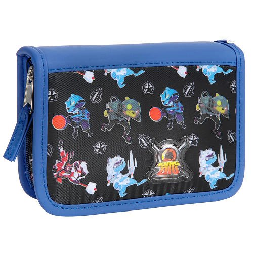 Image 0 of Kung Zhu Game Case Blue For DS