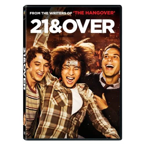 21 And Over On DVD With Miles Teller Comedy