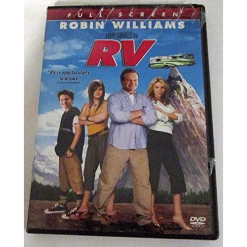 Image 0 of Rv On Blu-Ray
